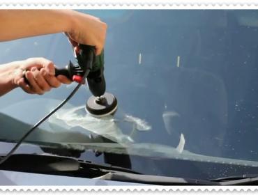 Otomobillerde Cam Çizik Nasıl Giderilir